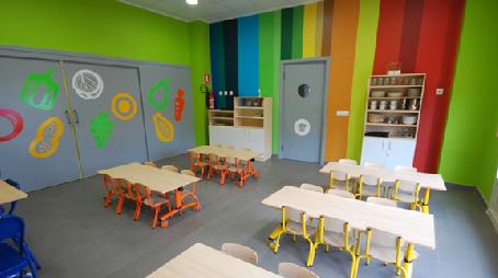 Comedor Escuela Infantil Peque Natura