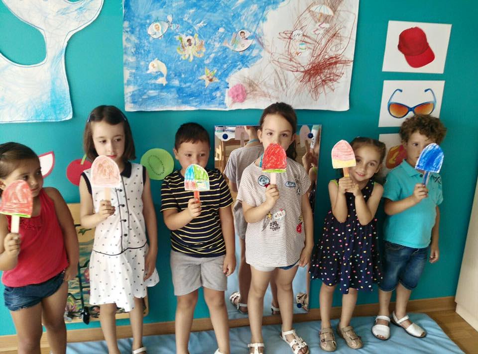 Verano para niños Cullera